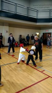 Martial Arts Instructor Oklahoma City OK