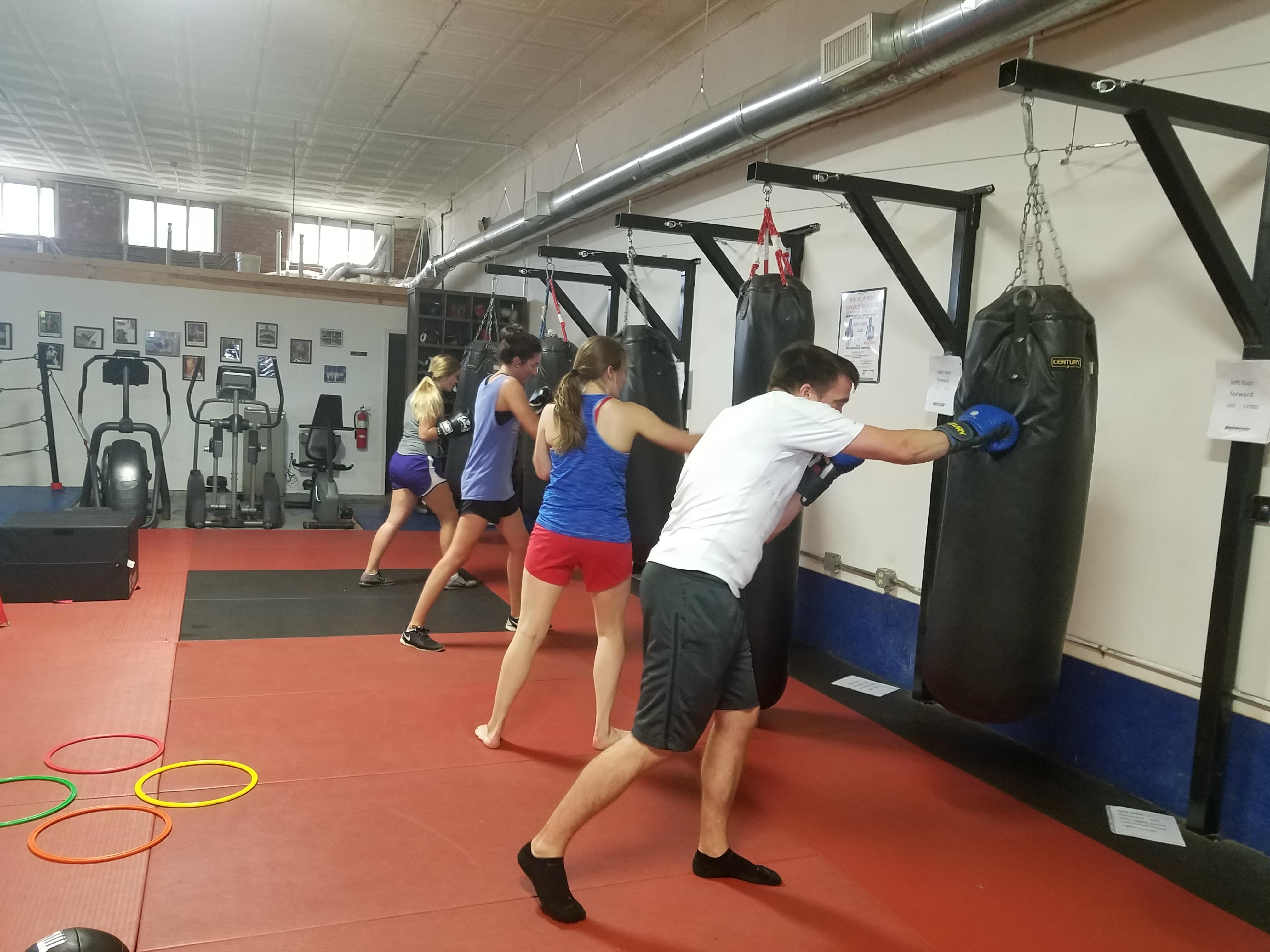 Conan S Academy Boxing Kickboxing